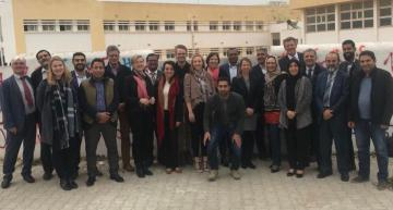 Libya Socioeconomic Dialogue Project launched by ESCWA and