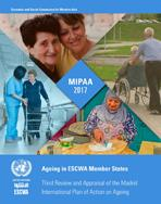 Ageing in ESCWA Member States: Third Review and Appraisal of the Madrid International Plan of Action on Ageing cover