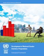 Conceptual Framework for the Development of National Gender Statistics Programmes cover