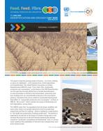 Desertification and Drought Day 2020: Food. Feed. Fibre. Sustainable Production and Consumption cover
