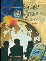 Review of Information and Communication Technology for Development, IsReview of Information and Communication Technology for Development, Issue No. 1sue No. 1