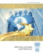 الهشاشة في مجال الطاقة في المنطقة العربية غلاف