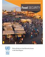 Policy Briefs on Food Security Issues in the Arab Region cover