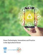 Green Technologies, Innovations and Practice in the Agricultural Sector cover