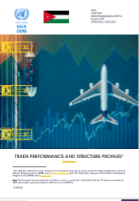 Trade performance and structure profiles: Jordan cover