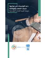 Supporting institutions in tackling weakness and fragilities: methodology for institutional capacity assessment cover (Arabic)