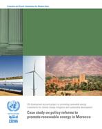 Case Study on Policy Reforms to Promote Renewable Energy in Morocco cover