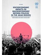 Socioeconomic Impacts of Macroeconomic Reform Policies in the Arab Region cover