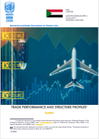 Trade performance and structure profiles: Sudan cover