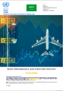 Trade performance and structure profiles: Saudi Arabia cover