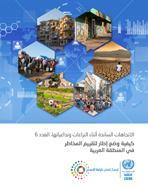 الاتجاهات السائدة أثناء النزاعات وتداعياتها، العدد 6: كيفية وضع إطار لتقييم المخاطر في المنطقة العربية غلاف