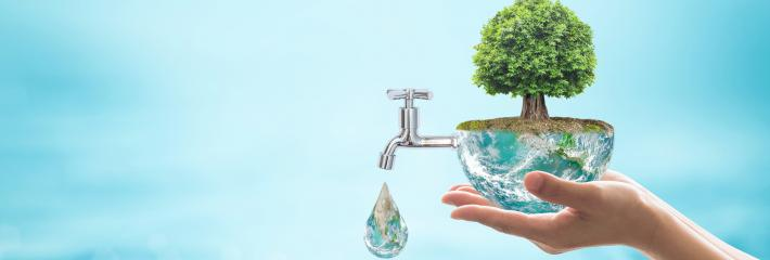 water scarcity image
